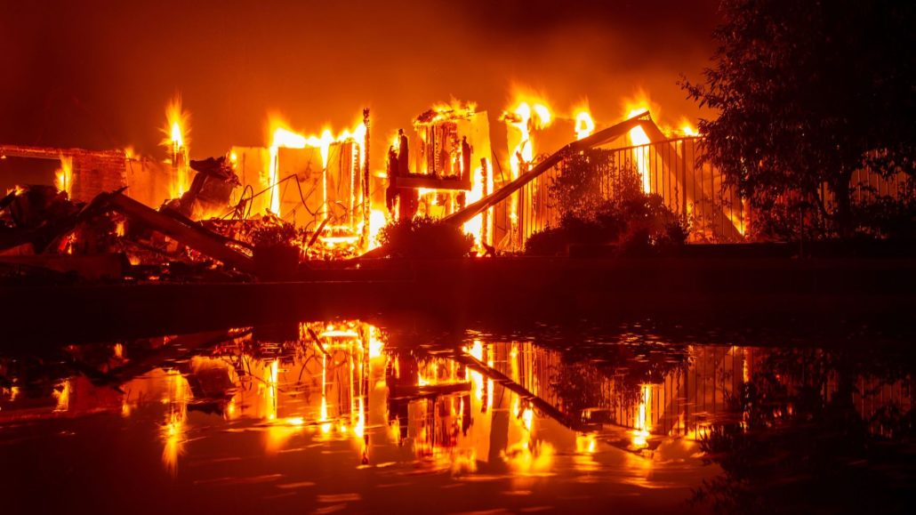 TOPSHOT-US-WILDFIRES-CALIFORNIA-WILDFIRE